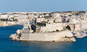 Malta, which is offering more competitive routes to obtaining an EU passport than the UK.