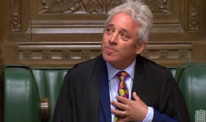 Bercow becomes tearful as he announces he is stepping down as the Speaker