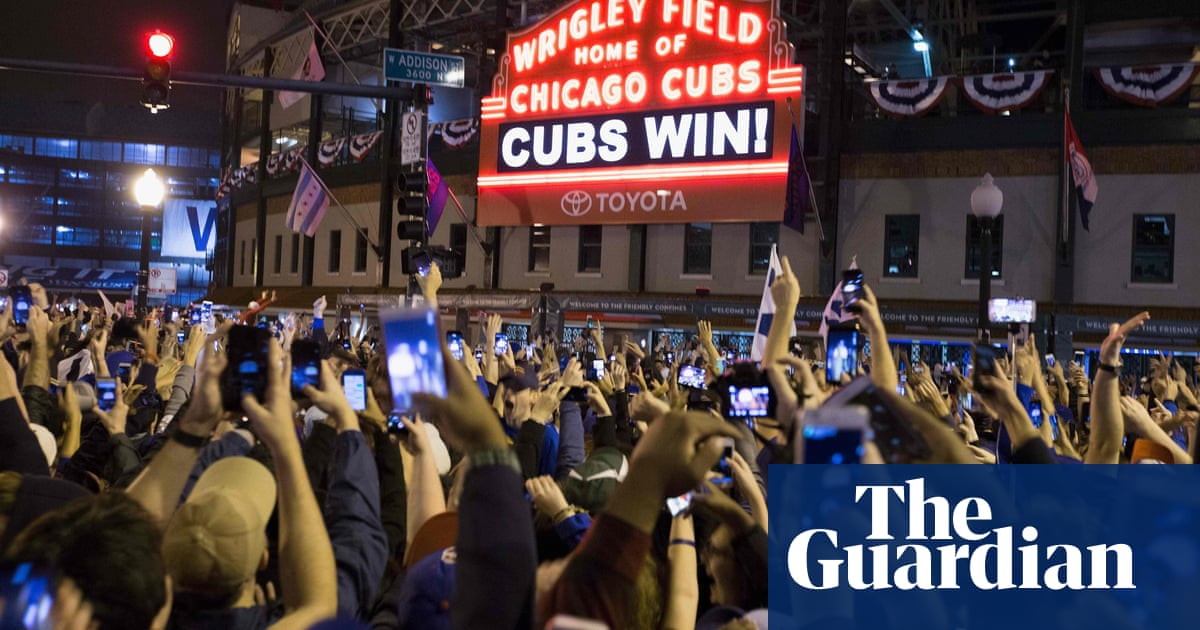 0a33324df40 How the Chicago Cubs faced down history and killed a century-old curse