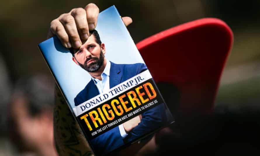 trump jr book