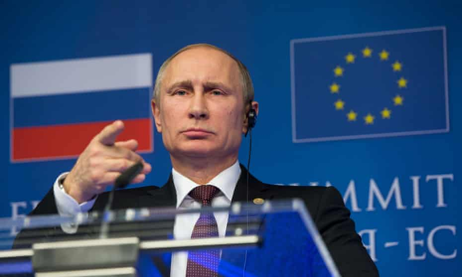 'If Putin ever deluded himself that his campaign of hacks, disinformation and covert donations would allow him to shape the western political agenda, he ought now to be having second thoughts.'