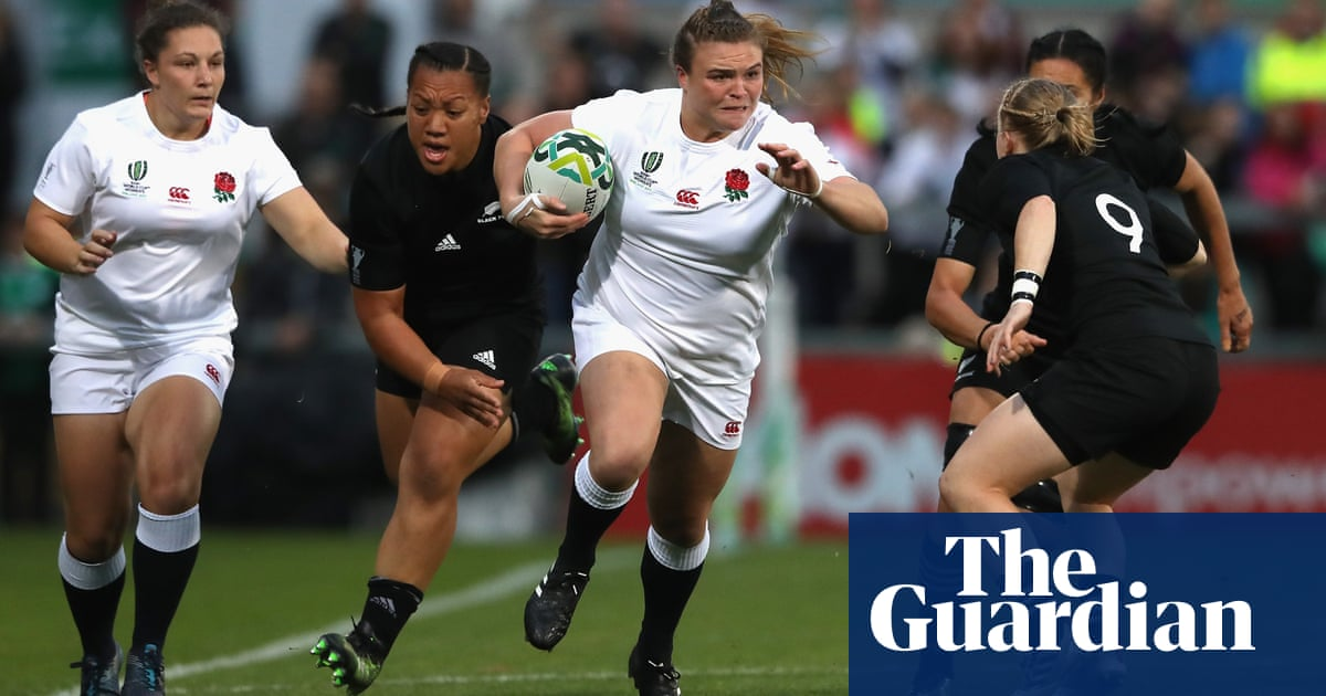 England women set for autumn double against world champions New Zealand