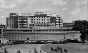 BBC Television Centre at White City