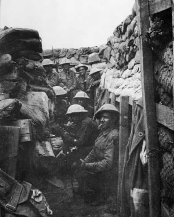 Men of the 53rd Battalion