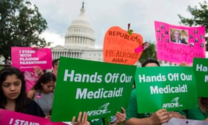 planned parenthood healthcare protest