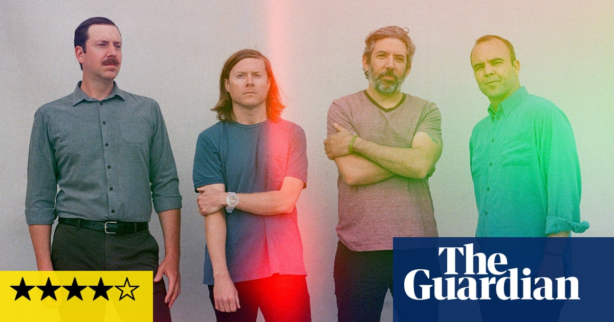 Future Islands: As Long As You Are review – intensely moving