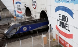 Channel Tunnel Power Failure Delays Train Services Travel The