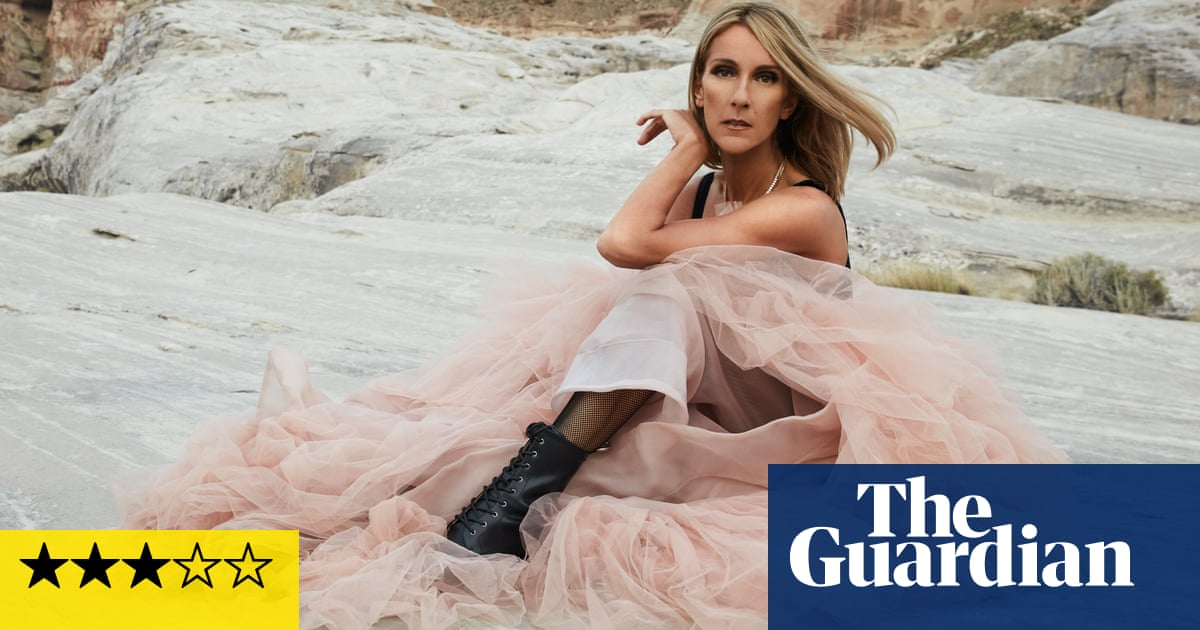 Céline Dion: Courage review | Alexis Petridiss album of the week