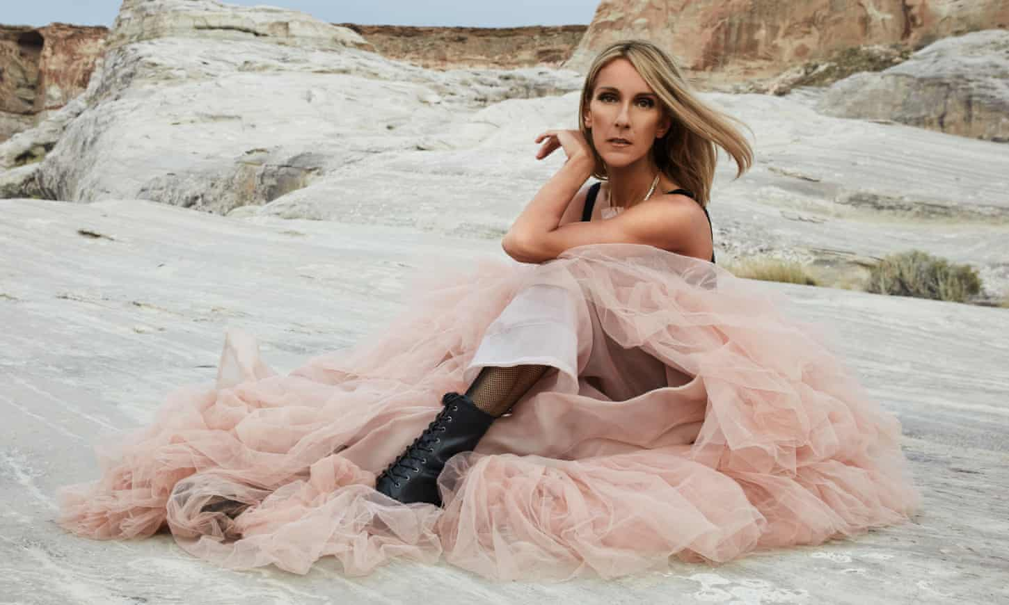 Céline Dion: Courage review – pushing on to a place beyond cool