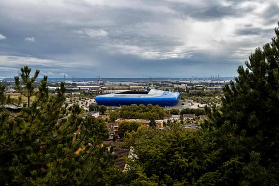 Stade Océane, Le Havre