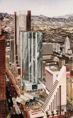 Barton Myers, Cesar Pelli, Frank Gehry, and others A Grand Avenue: Architectural icons march down Grand Avenue