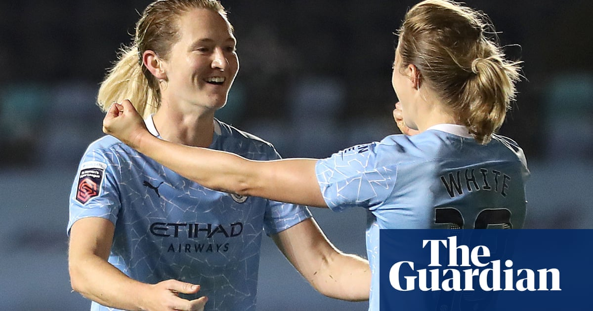 Manchester Citys Sam Mewis sinks Arsenal in Womens FA Cup semi-final