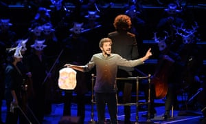 Nailing the balance of seriousness, levity and affection ... Mathew Baynton as Berlioz.