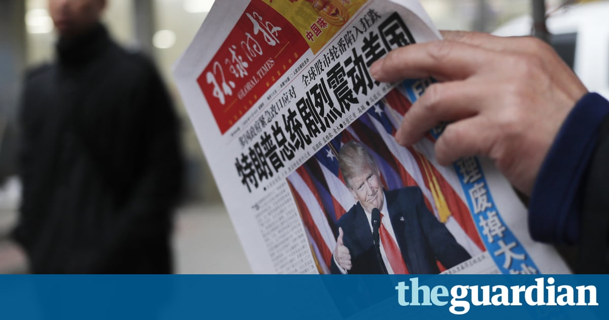 Under President Trump, well enter an age of global confrontation | Timothy Garton Ash