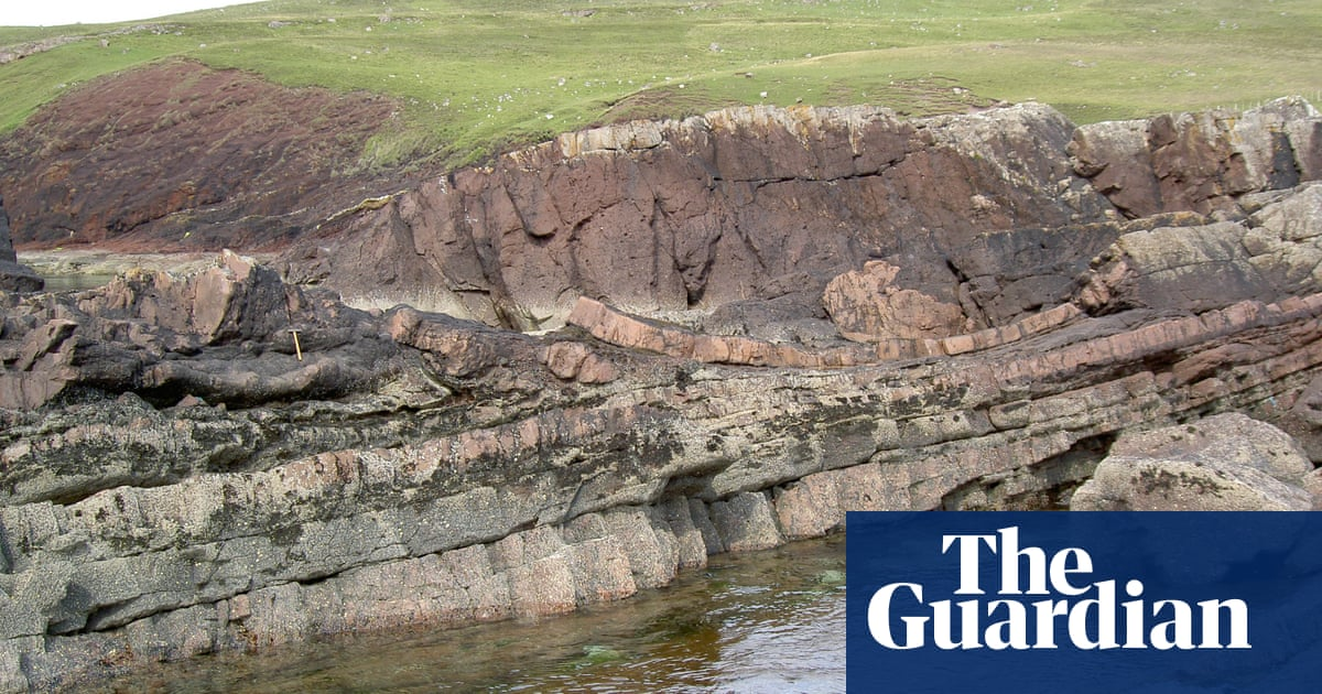 Ancient asteroid crater located off coast of Scotland | Science