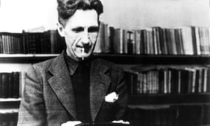 George Orwell c1945: 'did he foresee the 21st century or describe problems that are always with us?'