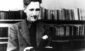 George Orwell … what took him so long?