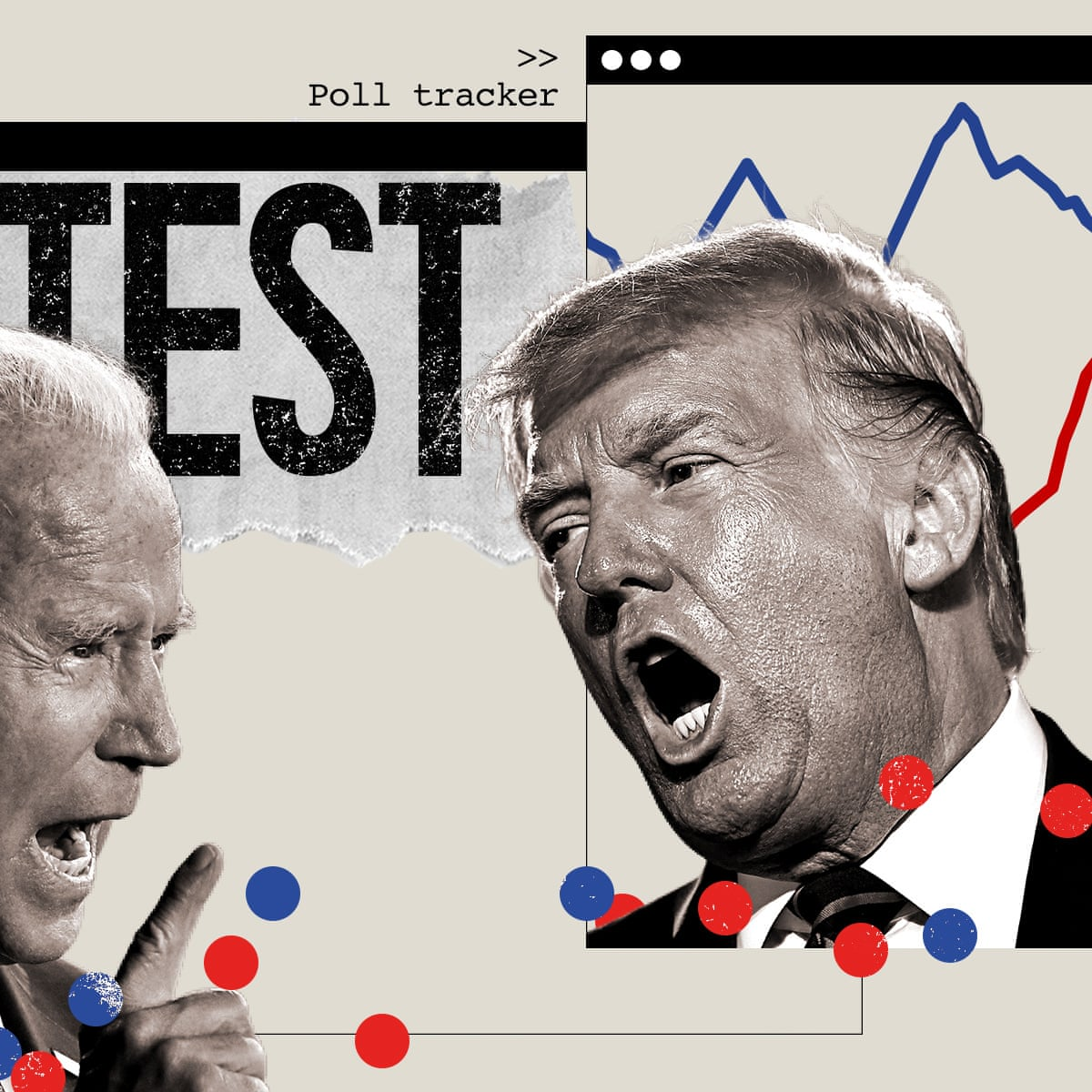 Us Election Polls Tracker Who Is Leading In The Swing States Trump Or Biden Us News The Guardian