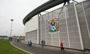 Coventry City have said their 'focus and desire' is to remain at the Ricoh Arena next season.