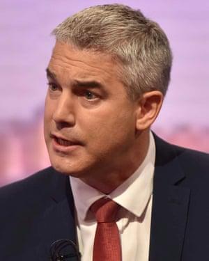 Steve Barclay