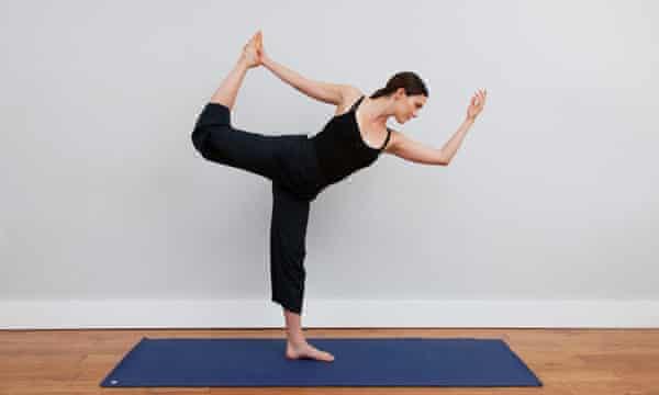 The People S Yogi How Adriene Mishler Became A Youtube Phenomenon Yoga The Guardian