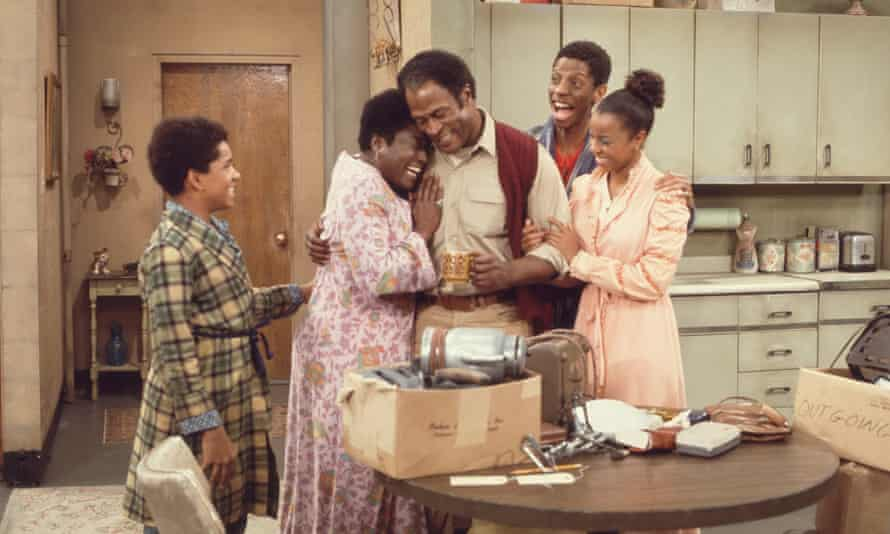 A scene from Good Times