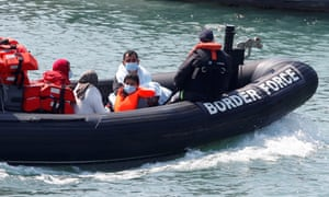 More than 4,300 refugees are thought to have crossed the Channel in small boats between January and August this year, compared with 857 in the same period last year