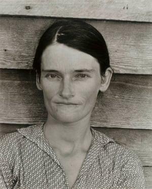 Walker Evans - Alabama Cotton Tenant Farmer's Wife, 1936