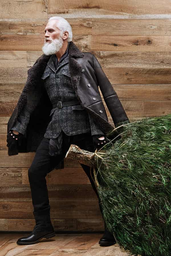 Fashion Santa.
