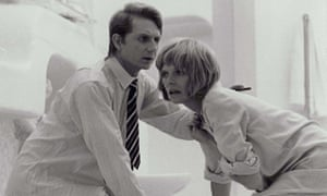 René Auberjonois and Susannah York in Images, 1972.