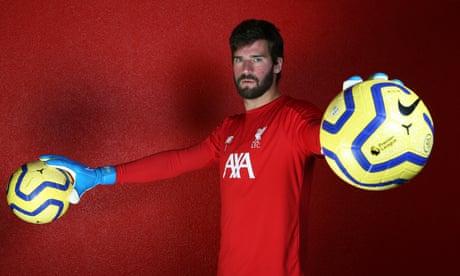 Liverpool's Alisson: 'We don't want to feel how we felt last season'