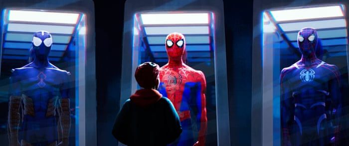 Spider-Man: Into the Spider-Verse proves Hollywood can't out-Marvel
