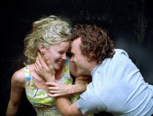 Abbie Cornish and Heath Ledger from Candy (2006), directed by Neil Armfield
