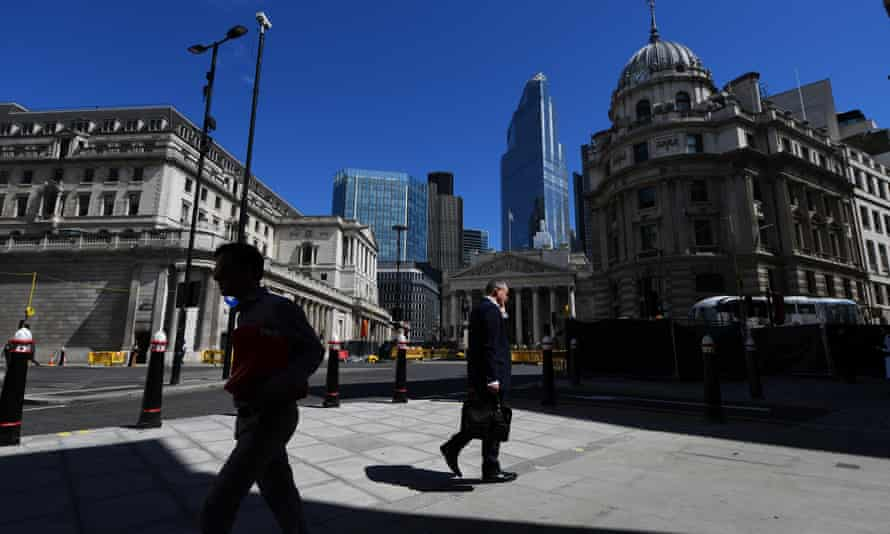 The government has become increasingly concerned about the impact of home working on city centre economies.