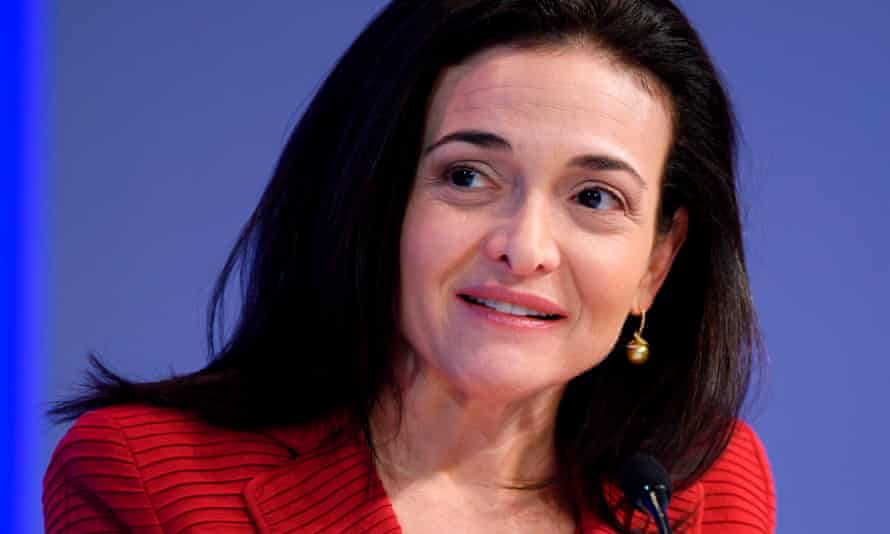"""Sheryl Sandberg endorsed Zuckerberg's assessment that """"sharing"""" was only valuable if people were sharing data with Facebook."""