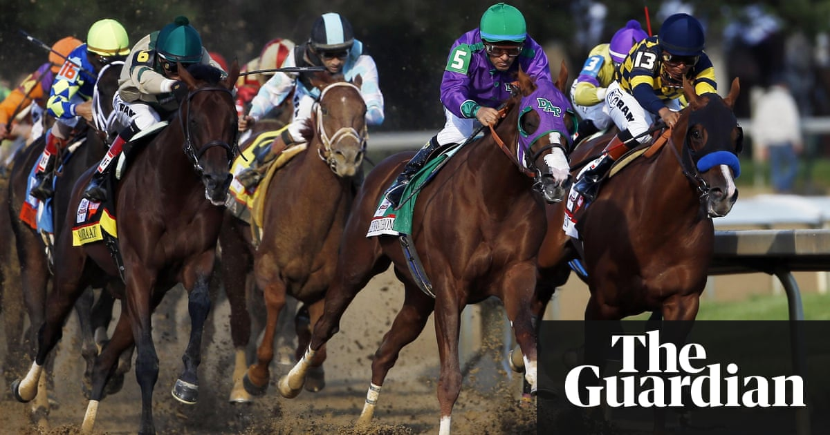 American Horse Racing Isnt Dead But Its Getting Awfully Close