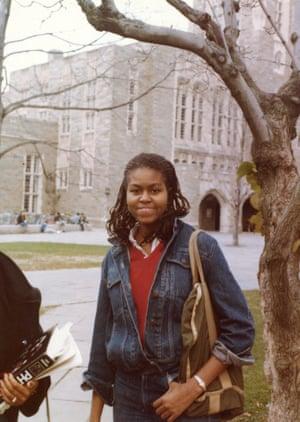 Michelle Obama at Princeton