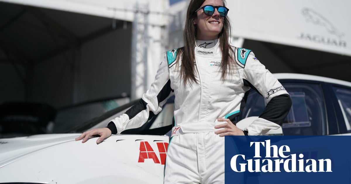 Abbie Eaton: 'I really enjoyed The Grand Tour but returning to racing was always the goal'