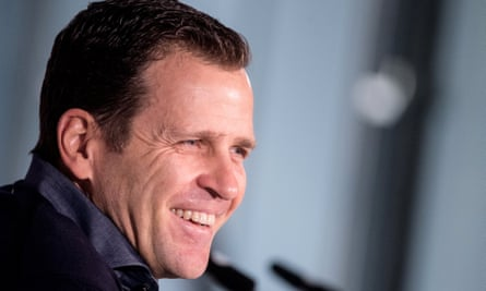 German's general manager Oliver Bierhoff has admitted to minor concerns about the progress English football appears to be making but feels Frankfurt 2020 will help them stay ahead of the competition.
