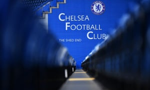 Chelsea were frustrated with the ease that ticket touts were operating around Stamford Bridge.