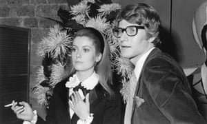 dd7b5a1252f9 Catherine Deneuve is selling her Yves Saint Laurent wardrobe – but that  look will never go away