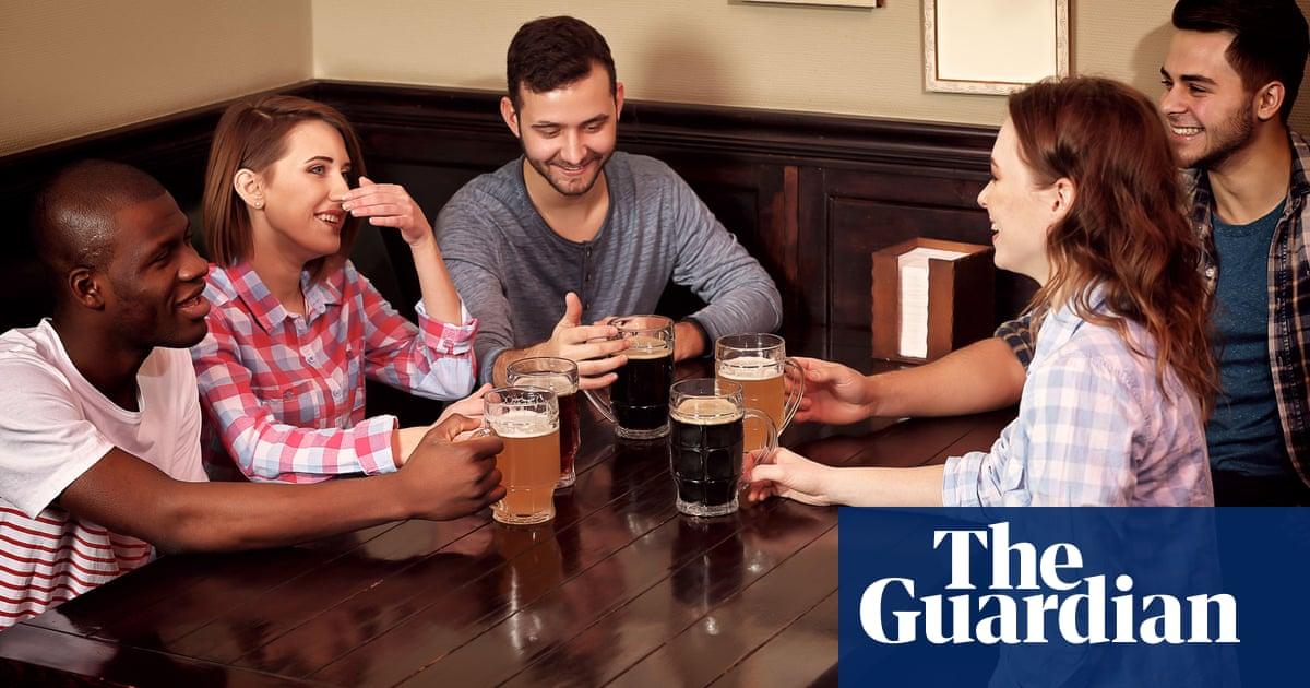 Hospitality sector raises a cautious toast as UK pubgoers return