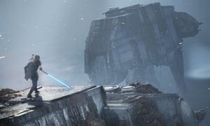 Star Wars Jedi: Fallen Order promotional image