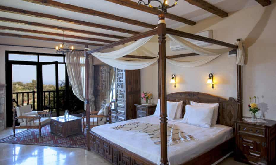 Room 5 Mandarin, Faralya, Turkey