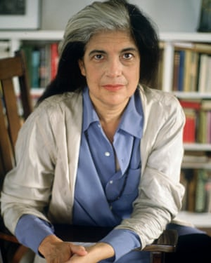 Susan Sontag became a 'constitutional monarch' in later life, says Moser.