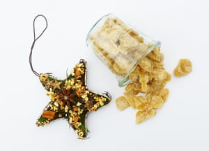 crystalised ginger