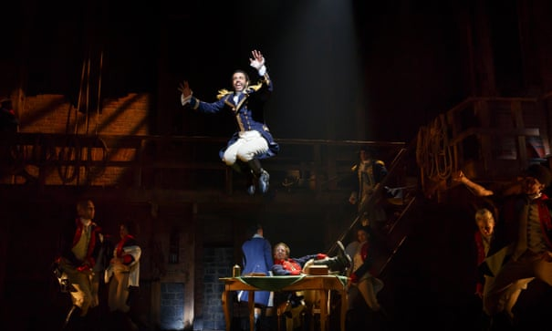 Why Hamilton is making musical history | Stage | The Guardian