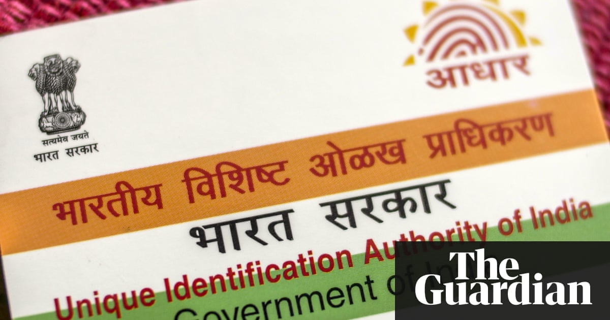 Reporter who exposed India data breach named in criminal complaint   World  news   The Guardian
