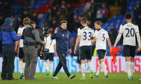 Mauricio Pochettino: Spurs dreaming of more than only finishing above Arsenal