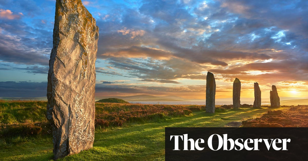 Scotland's best island? Orkney wins first place in survey